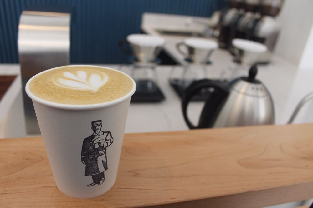 Social Spots from Passenger Coffee