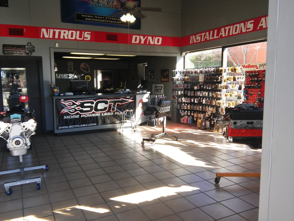 Lone Star Performance: 16300 Midway Rd, Addison, TX