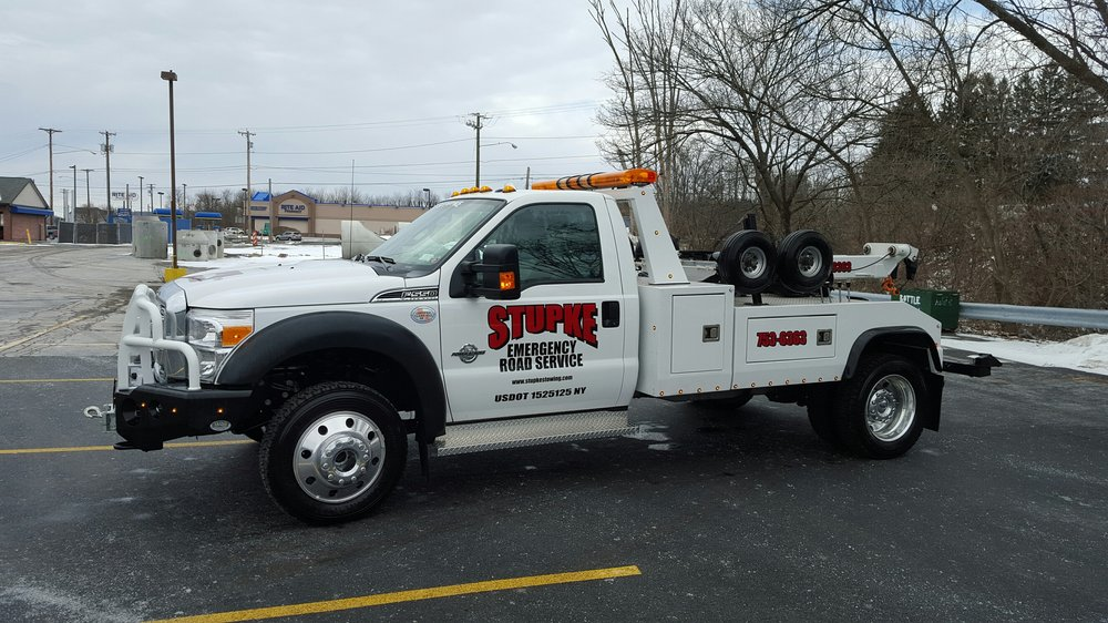 Towing business in Dryden (Town), NY