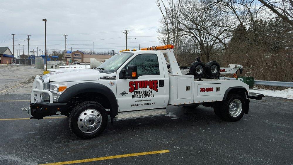 Stupke's Towing & Repair: 749 Stupke Rd, Cortland, NY