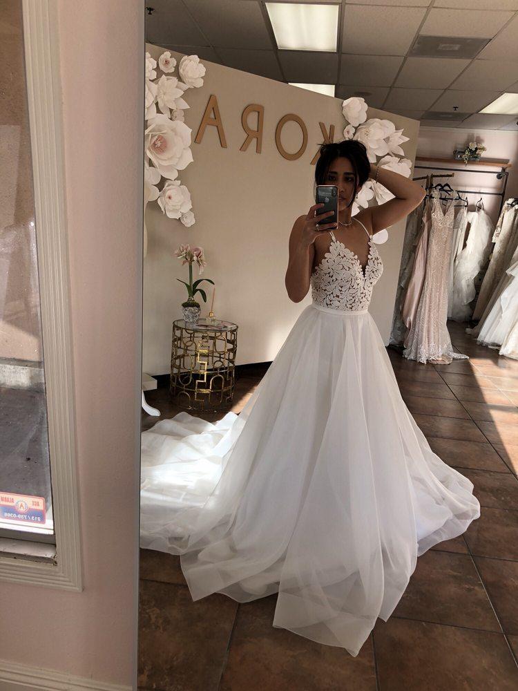 Found My Beach Wedding Dress At Kora Brides Thanks To Stephanie