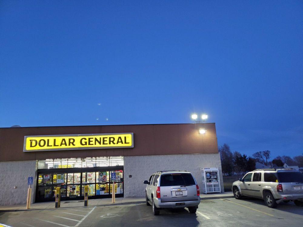 Dollar General: 2600 W Norfolk Ave, Norfolk, NE