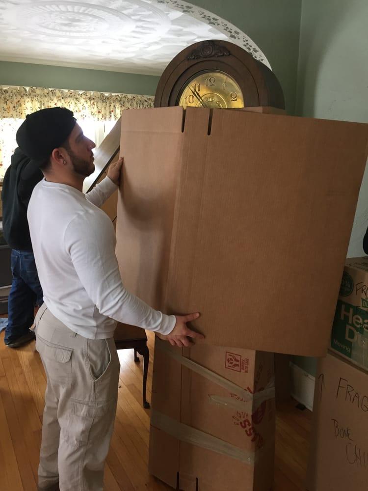 Lamanna Moving & Storage: 559 Broadway, Albany, NY