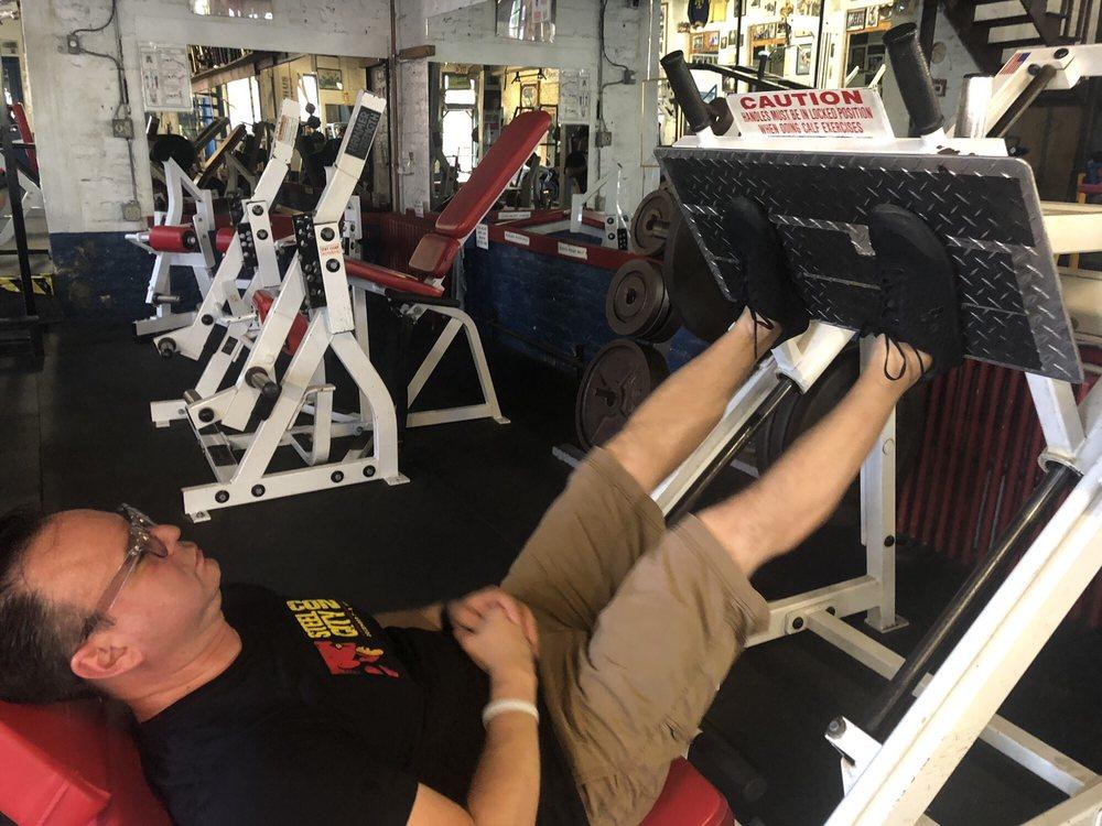 Exercise Warehouse Gym