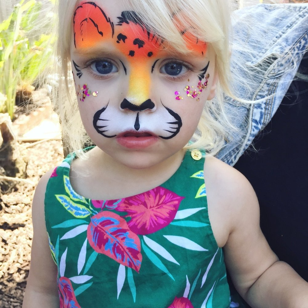Kate's Face Painting: 4155 W Point Loma Blvd, San Diego, CA
