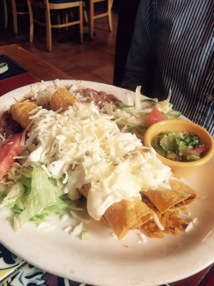 Chicken floutas yelp - Mexican american cuisine ...