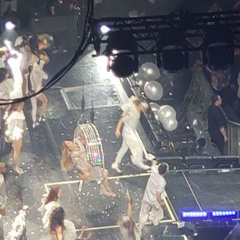 815da0b89df5 Photo of Toyota Center - Houston, TX, United States. Jennifer Lopez on stage