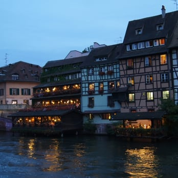 Au Pont Saint Martin Restaurant Strasbourg