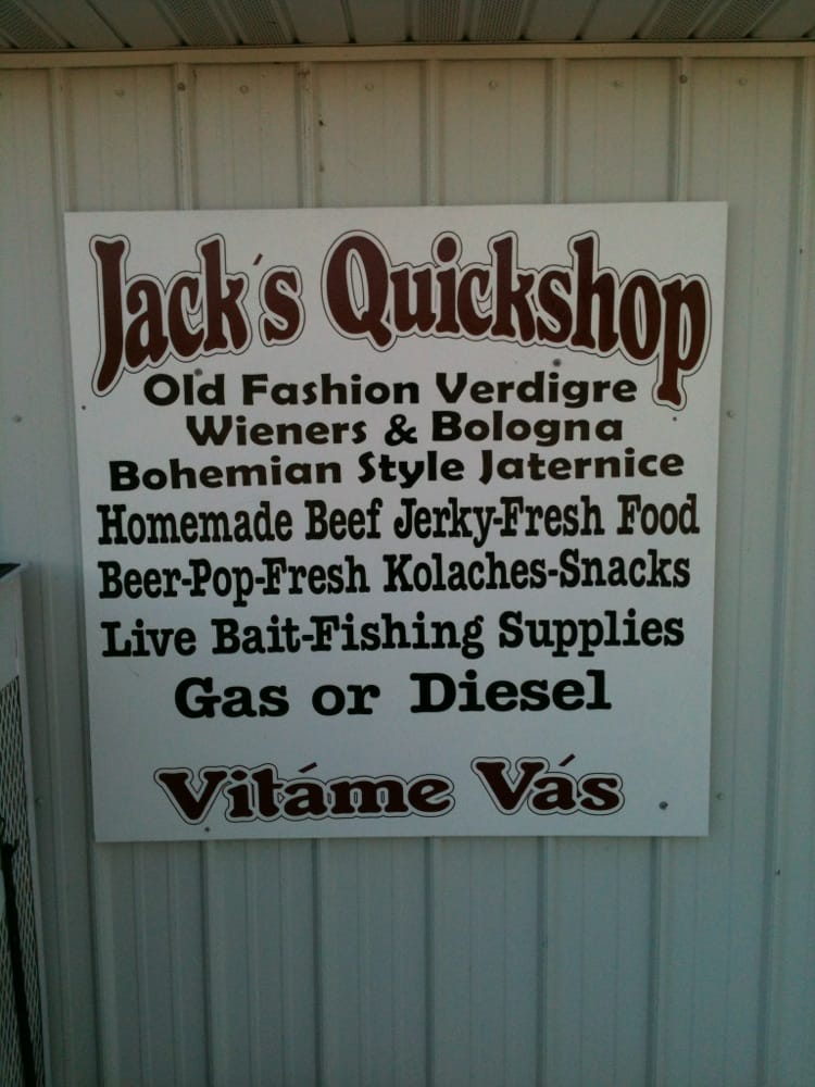 Jack's Qwikshop: 88199 Highway 14, Verdigre, NE