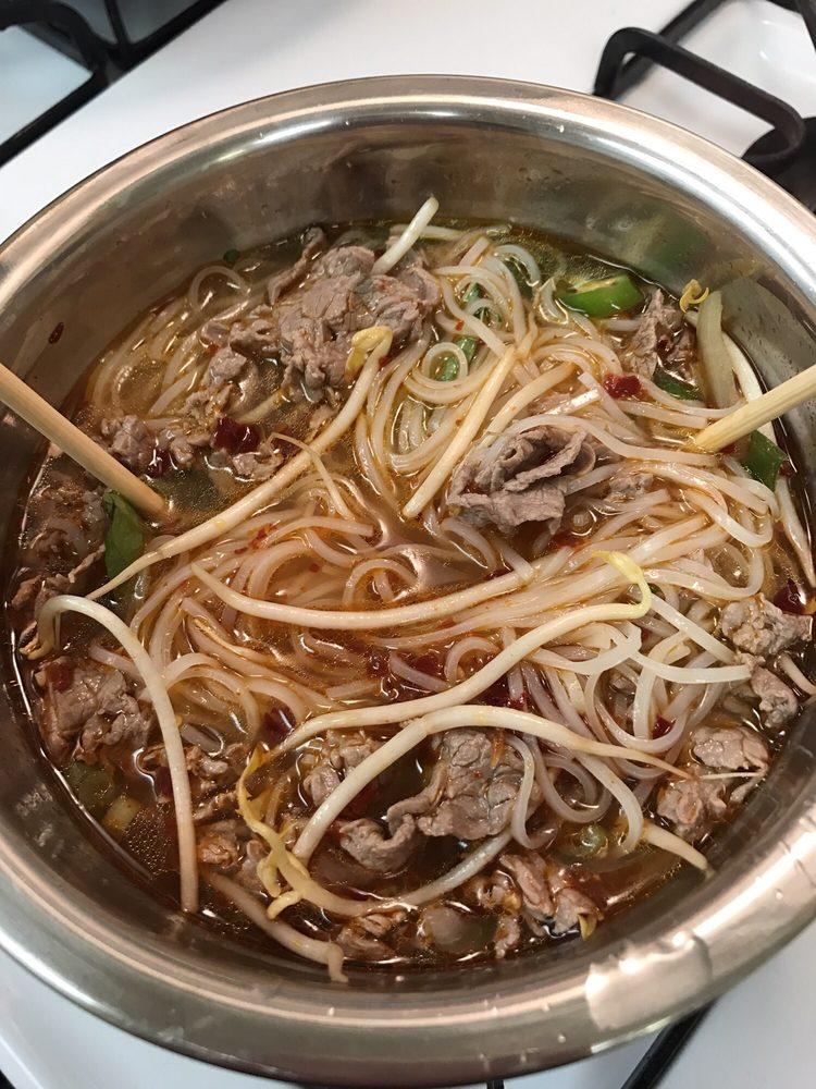 Oriental Noodle