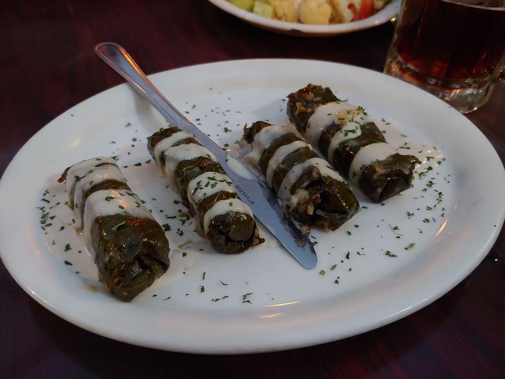 Riyadh's Lebanese Restaurant: 1318 SE Hawthorne Blvd, Portland, OR