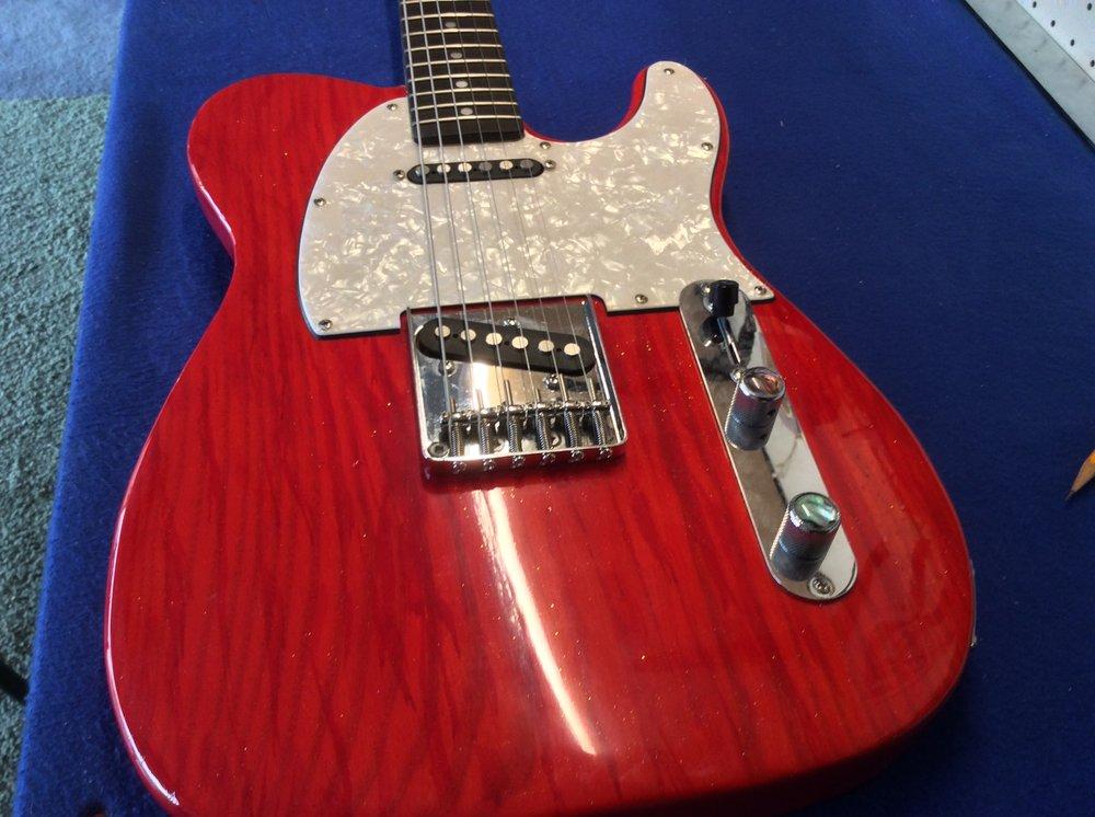 T&R  Guitar Repair: 3161 N Valleyview Dr, Prescott Valley, AZ