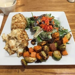 Photo Of The Country Kitchen Galena Md United States Crab Cake With