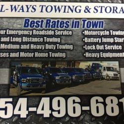 Photo Of All Ways Towing U0026 Storage   Hollywood, FL, United States.