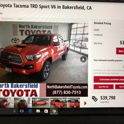 Photo Of North Bakersfield Toyota   Bakersfield, CA, United States ...