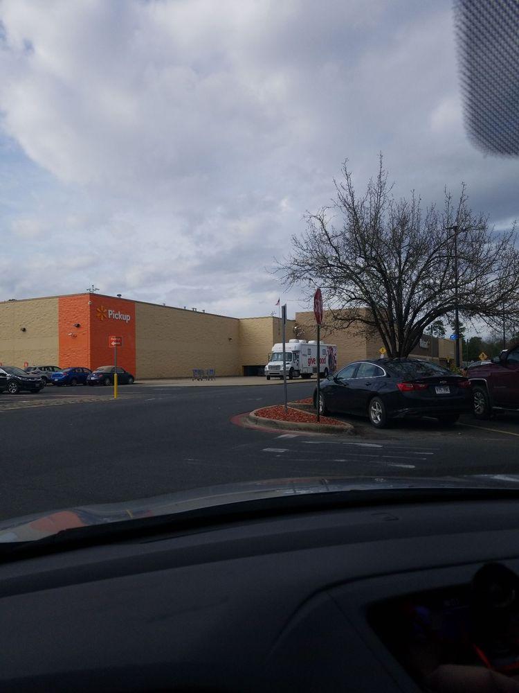 Walmart Supercenter: 2730 N West Ave, El Dorado, AR