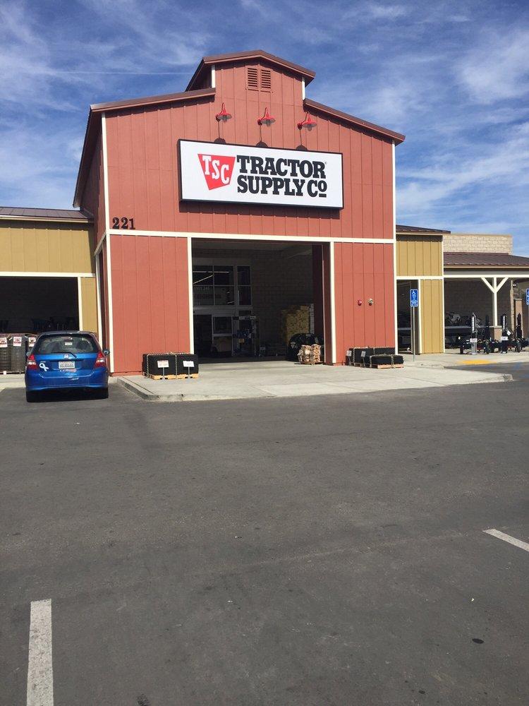 Tractor Supply   Livestock Feed U0026 Supply   221 E Highway 246, Buellton, CA    Phone Number   Yelp