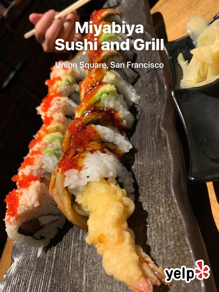 Miyabiya Sushi and Grill