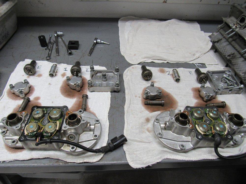 E39 M5 Vanos repair and reseal - Yelp