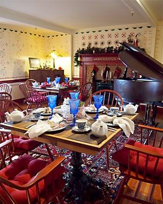The Coach & Horses Tea Room