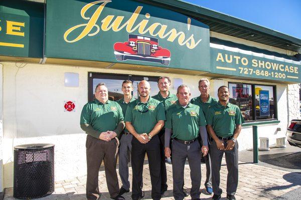 Julians Auto Showcase >> Julians Auto Showcase 6404 Us Highway 19 New Port Richey Fl