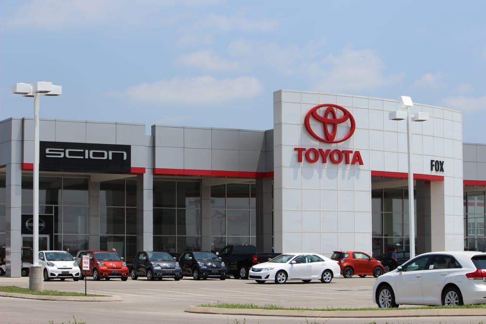 Fox Toyota: 228 Fox Family Ln, Clinton, TN