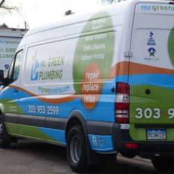 Mr green plumbing vvs 15 ammons st lakewood co usa for Ammons plumbing