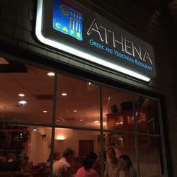Cafe Athena Pacific Beach Menu