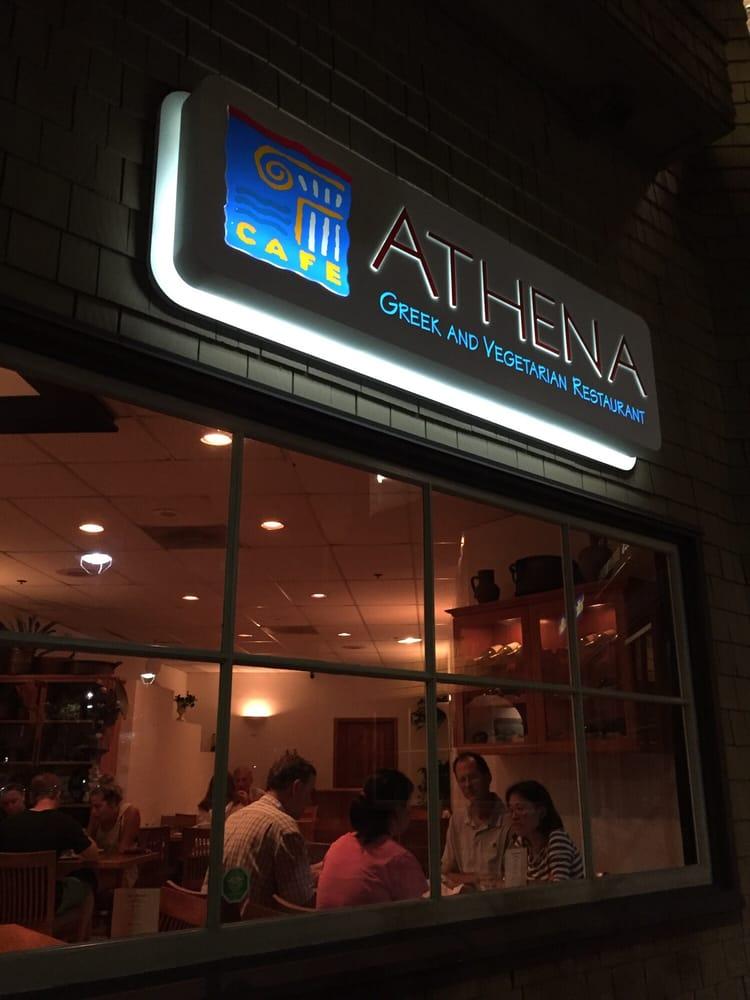 Cafe Athena San Diego Ca