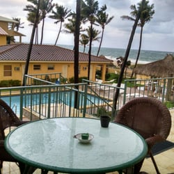 Photo Of Ebb Tide Resort Pompano Beach Fl United States View From