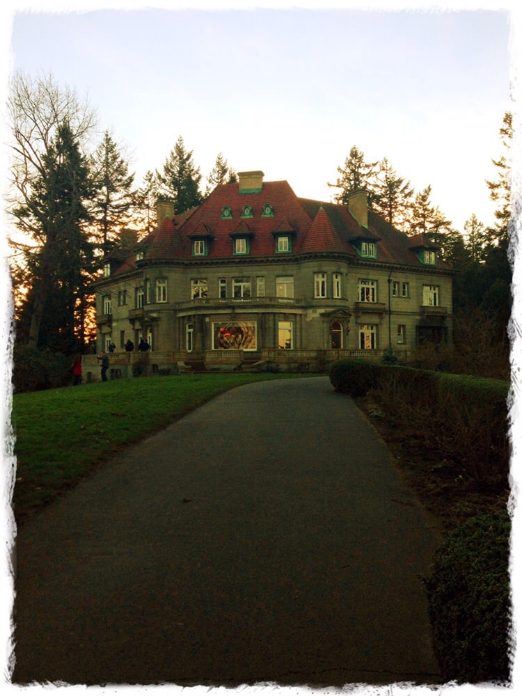 Restaurants Near Pittock Mansion Portland