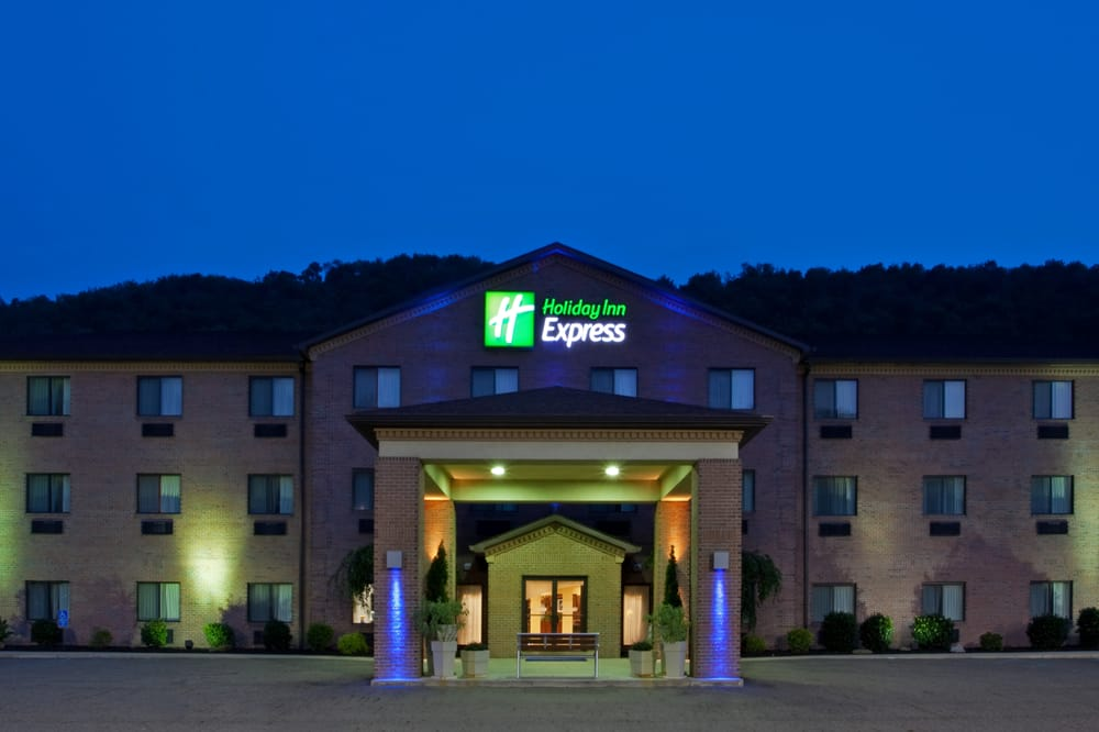 Holiday Inn Express Newell-Chester Wv: 1181 Washington St, Newell, WV