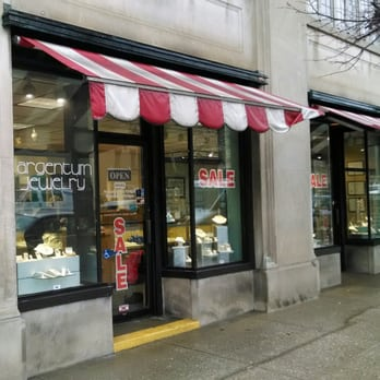 Photo Of Argentum Jewelry Bloomington In United States Front On College