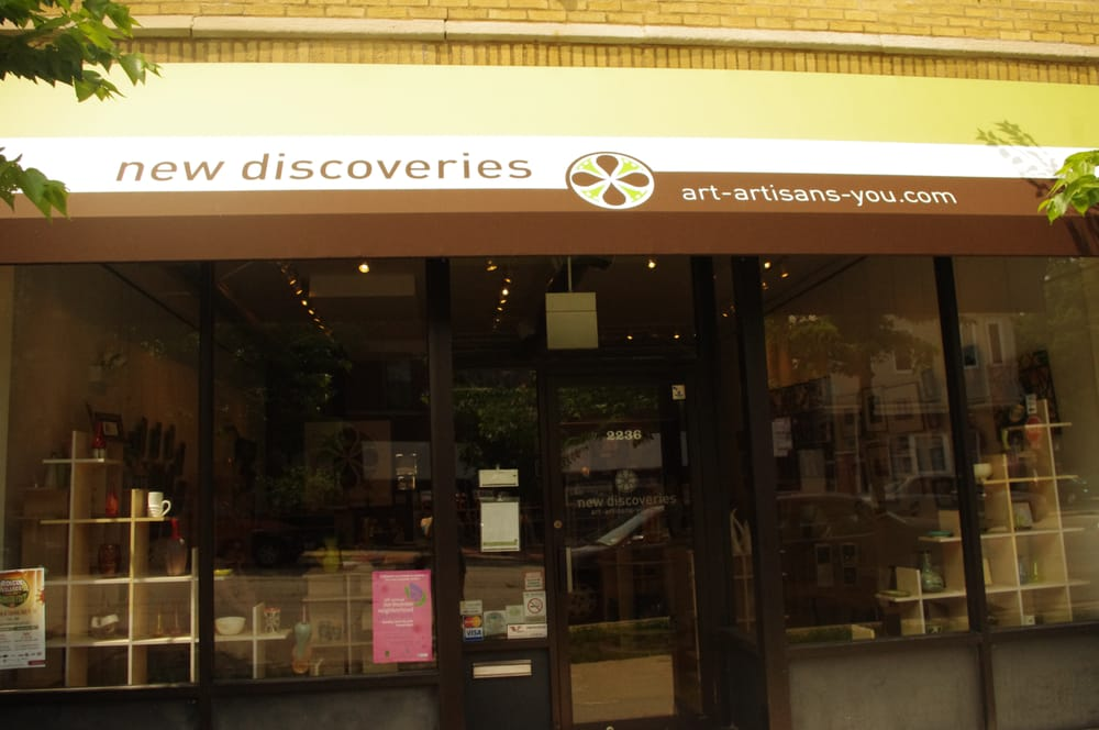 New Discoveries: 2236 W Roscoe St, Chicago, IL