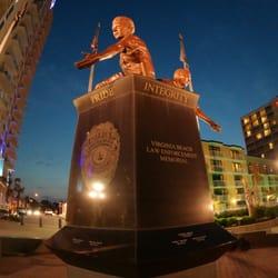 Photo Of Virginia Beach Law Enforcement Memorial Va United States