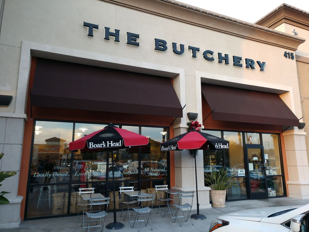 The Butchery Quality Meats: 415 S Associated Rd, Brea, CA