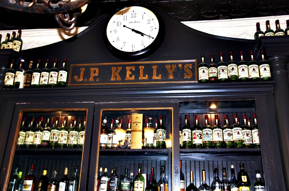 J.P. Kelly's: 300 E Adams St, Springfield, IL