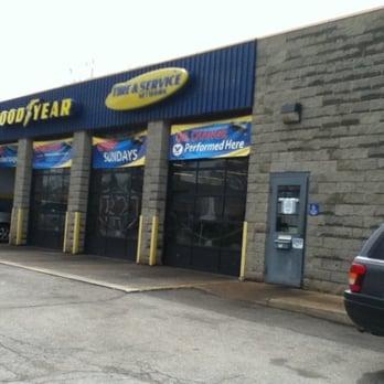Goodyear Auto Service Center Tires 4512 Maplecrest Rd