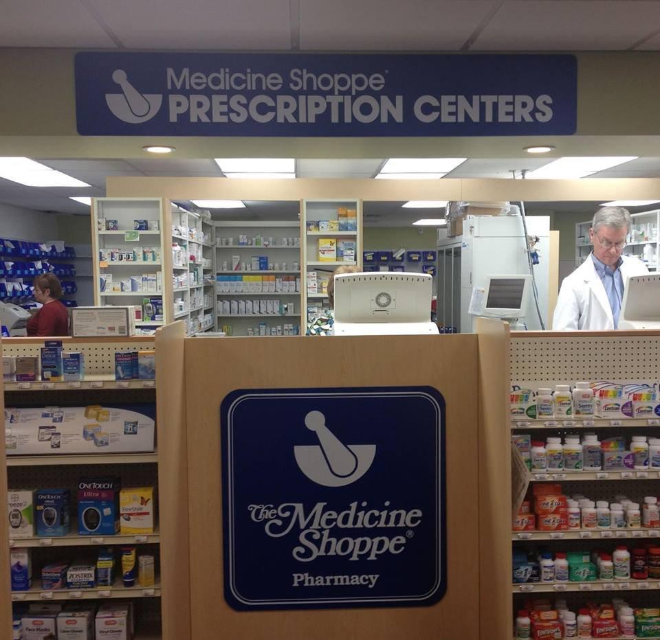 Medicine Shoppe: 1315 W Main St, Marion, IL