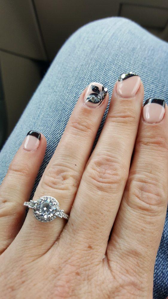 Moon Nails: 10324 China Spring Rd, Waco, TX