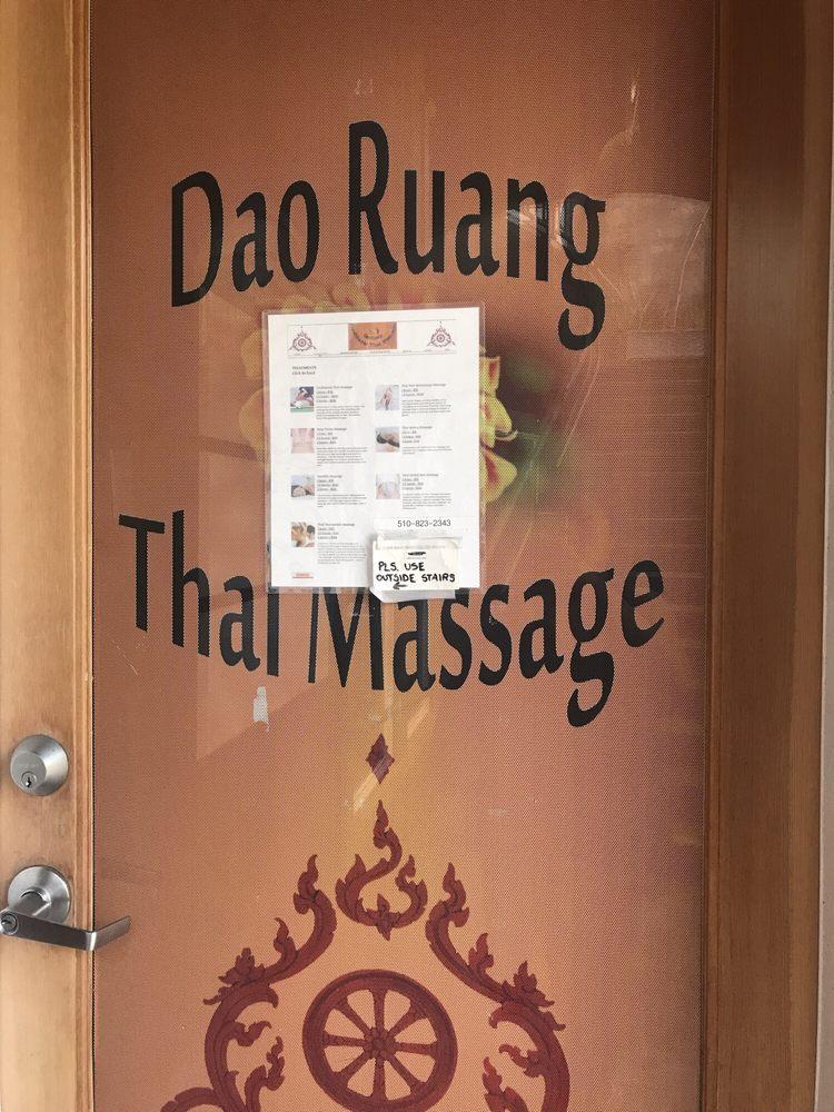 Dao ruang thai massage