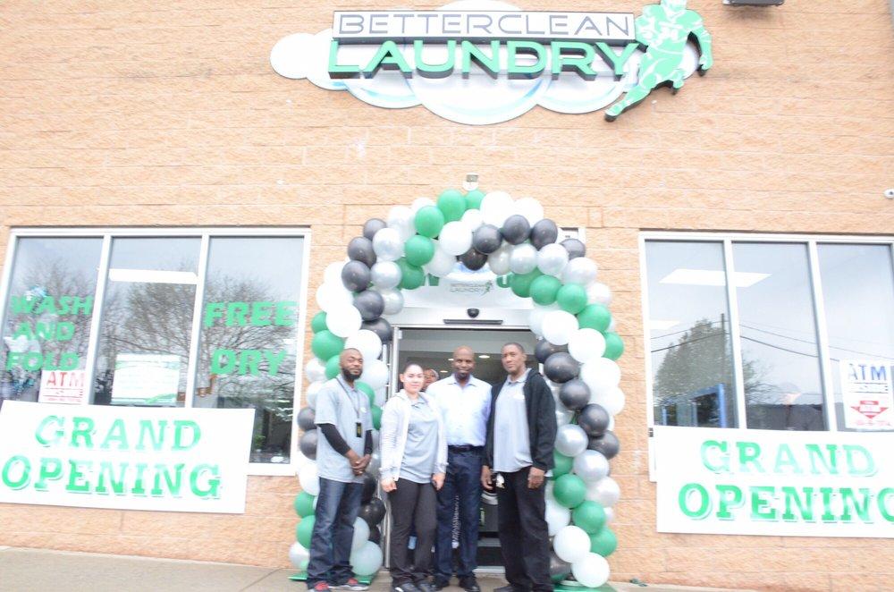 Betterclean Laundry: 6391 Oxford Ave, Philadelphia, PA