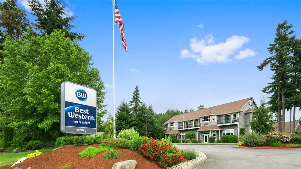 Best Western Wesley Inn & Suites: 6575 Kimball Dr, Gig Harbor, WA
