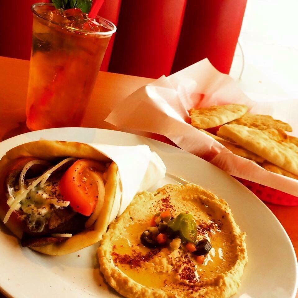 Arabica s cafe closed 10 photos 15 reviews greek for Arabica mediterranean cuisine