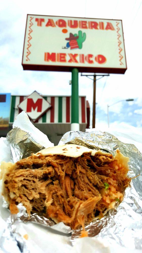 Taqueria Mexico: 300 Menaul Blvd NW, Albuquerque, NM