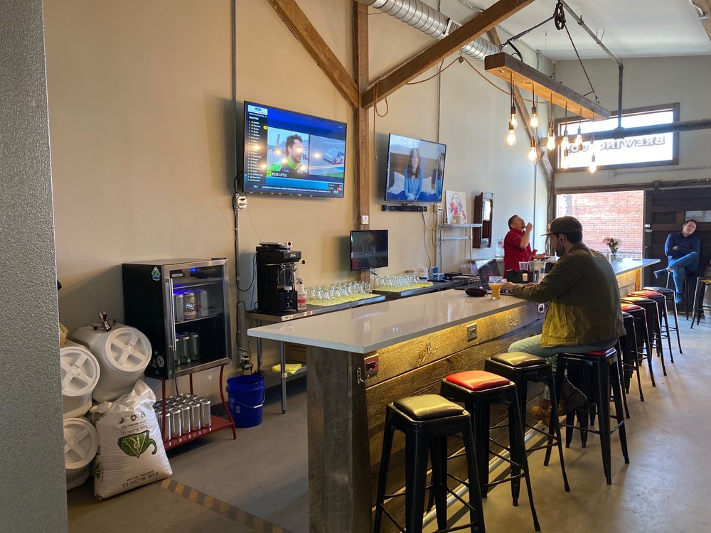 Normaltown Brewing: 149 Oneta St, Athens, GA