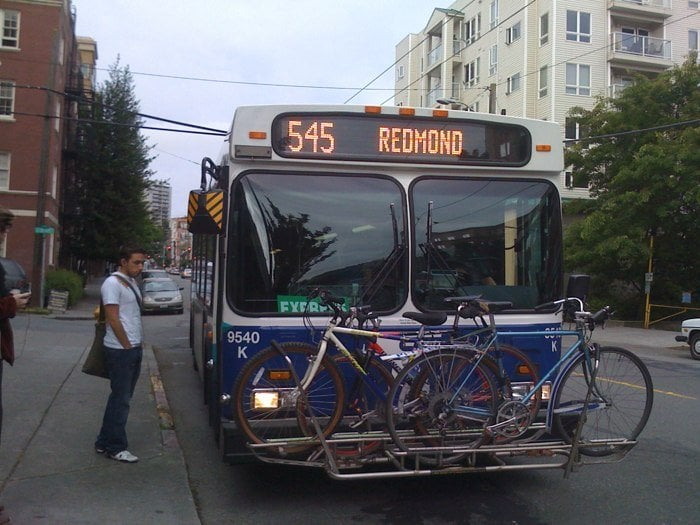 Sound Transit Route 545 Public Transportation Yelp