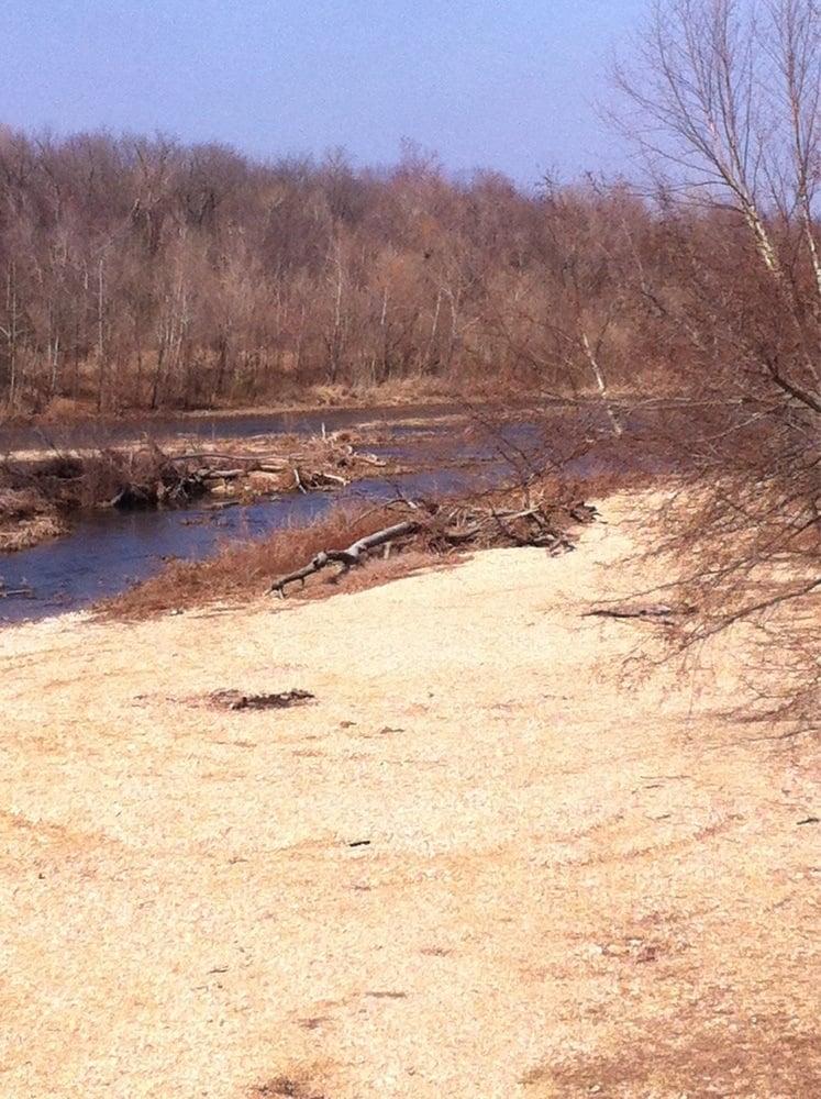 Social Spots from Baron Fork Creek