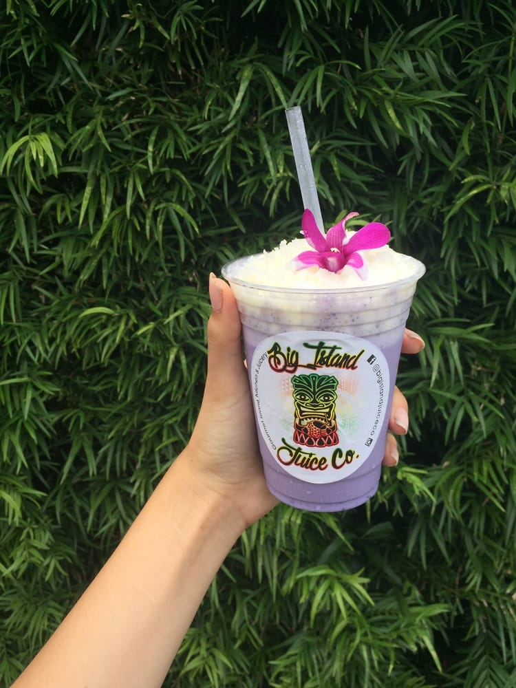 Big Island Juice Hilo