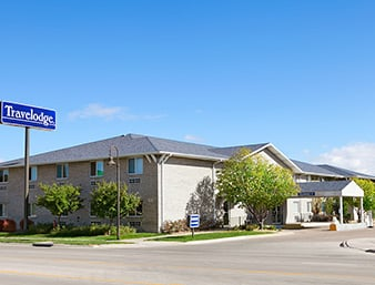 Travelodge by Wyndham Grand Island: 1311 S. Locust, Grand Island, NE